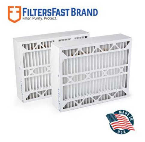 9. Filters Fast MERV 13 Aprilaire SpaceGard 2400 Air Filter