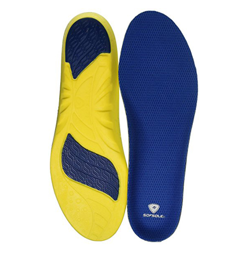 5. Sof Sole Athlete Full Length Shoe Insole/Insert