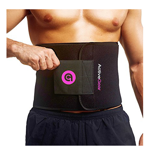 5. ActiveGear Waist Trimmer Belt