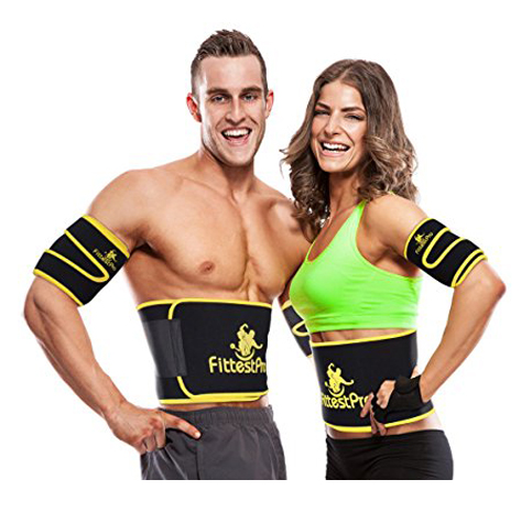 9. Fittest Pro Waist Trimmer Ab Belt (1 Piece)