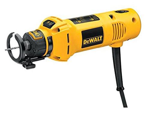 5. DEWALT DW660 5 Amp 30,000 RPM Rotary Tool