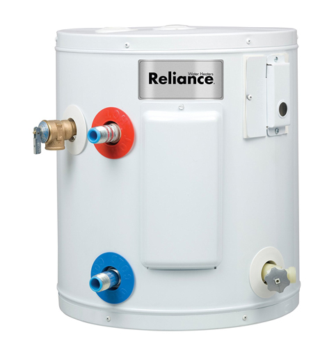 6. Reliance 6 6 SOMS K 6-Gallon Electric Water Heater