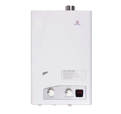 4 Ecotemp Systems FVI-12-LP Propane Tankless Water Heater