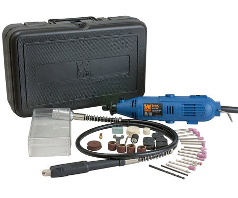 1. WEN 2305 Flex Shaft Rotary Tool Kit