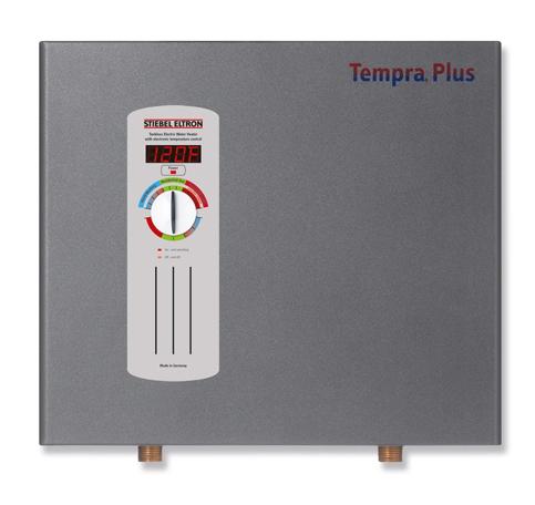 3. Stiebel Eltron Tempra Plus Tankless Water Heater