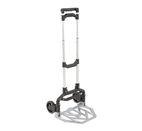 3. Seville Classic 150 lbs Folding Hand Truck