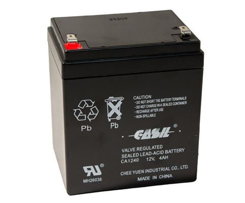 8. Casil CA1240 12V Alarm Battery