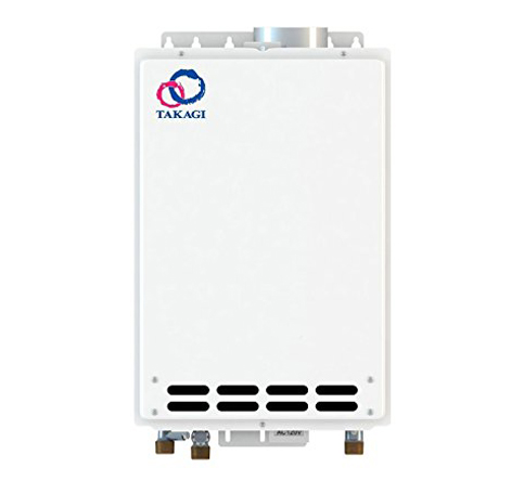 5. Takagi T-KJr2-IN-NG Natural Gas Indoor Tankless Water Heater