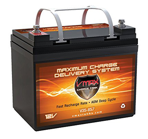 7. VMAX857 12Volt AGM Battery