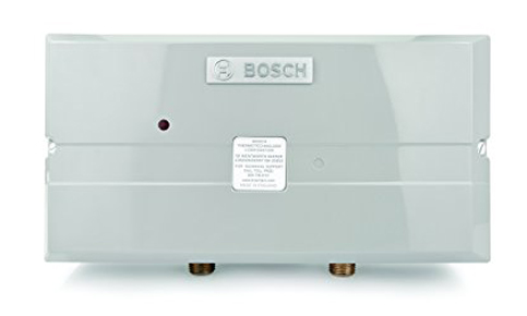9. Bosch Thermotechnology Electric Tankless Water Heater