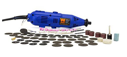 4. WEN 2307 Variable Speed Rotary Kit with 100-Piece Accessories