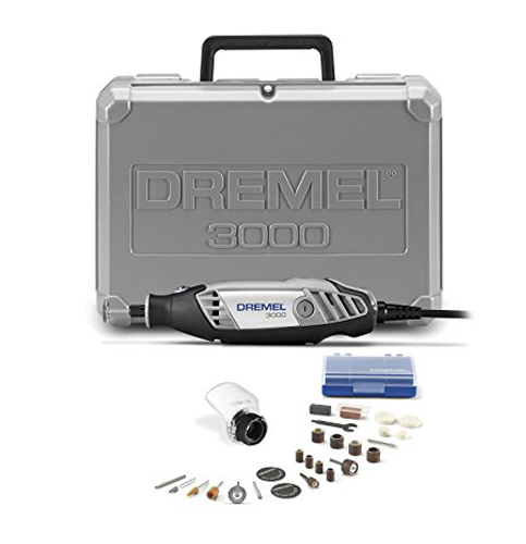 8. Dremel 3000-1/25 120V Variable Speed Rotary Kit