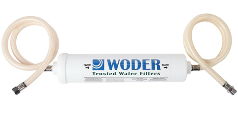 3. Woder 10K Direct Connect Water Filtration System