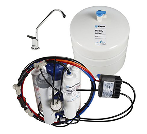 8. Home Master TMHP HydroPerfection Water Filter System