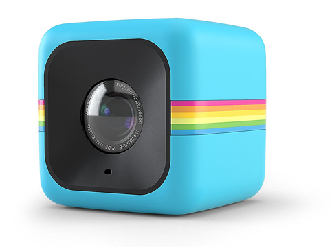 5. Polaroid Cube+ 1440P Mini Action Camera