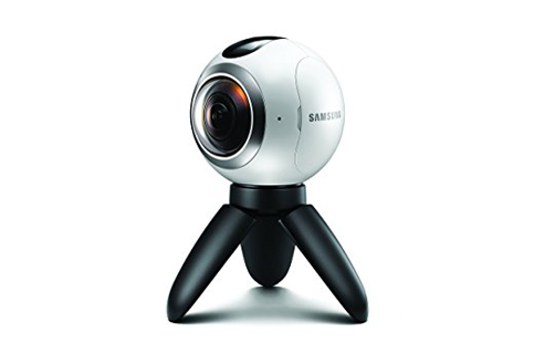 2. Samsung Gear 360 VR Camera