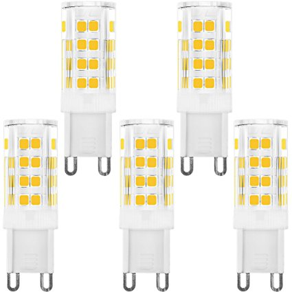2. Kindeep Dimmable G9 6000k LED Bulb