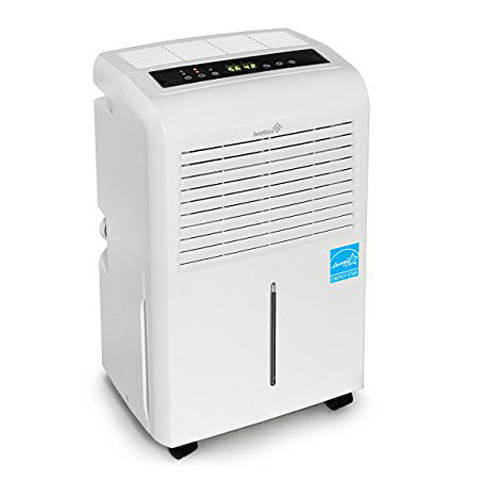 8. Ivation 30-Pint Programmable Humidistat Energy Start Dehumidifier