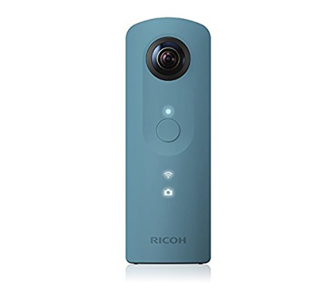 6. Rico Theta SC 360 Degrees Video/Still Camera
