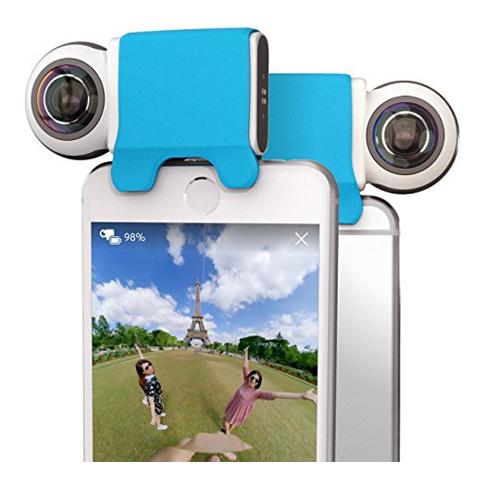 7. Giroptic iO 360 Degree HD Camera