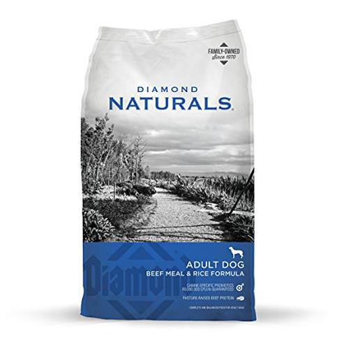 4. Diamond Natural Dry Dog Food