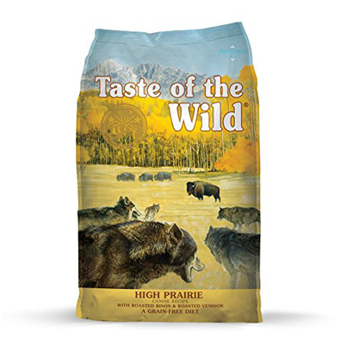 1. Taste of the Wild Natural Dry Dog Food