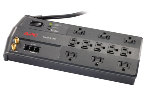 5. APC 11-Outlet Surge Protector