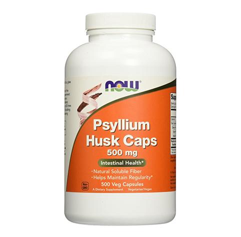 2. NOW Psyllium Husk