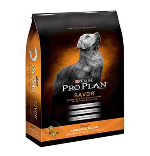 5. Purina Pro Plan Adult Chicken & Rice Formula Dog Food