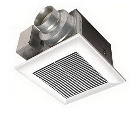 10. Panasonic FV-08VQ5 Ventilation Fan