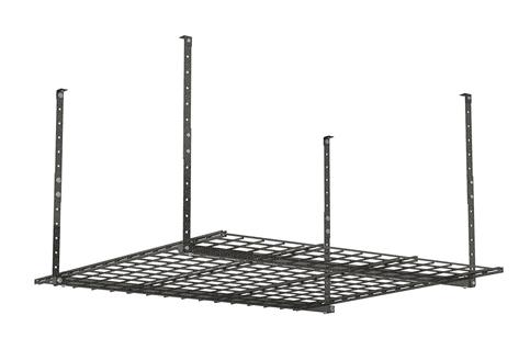 2. HyLoft Overhead Storage System (00625) - 45-Inch by 45-Inch