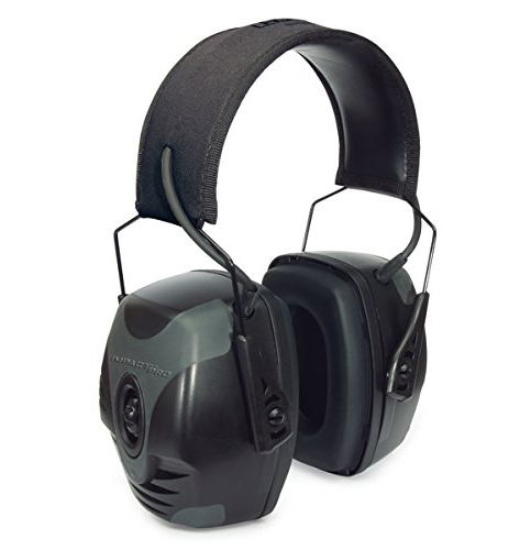 9. Howard Leight Pro Sound Amplification Electronic Earmuff