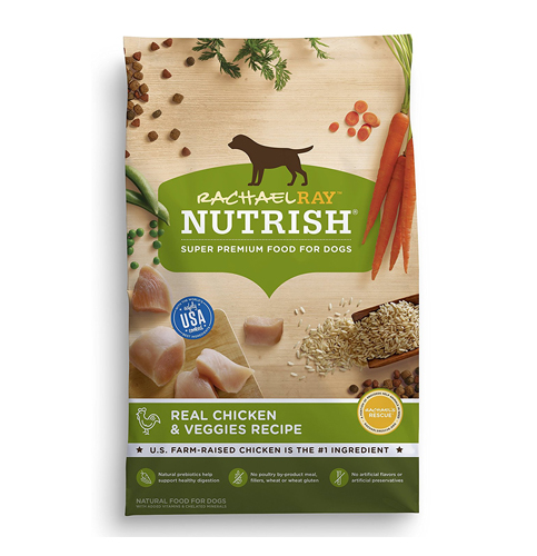8. Rachael Ray Nutrish Natural Dry Dog Food