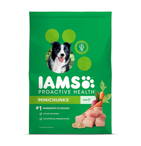 7. Iams PROACTIVE HEALTH Dry Dog Food