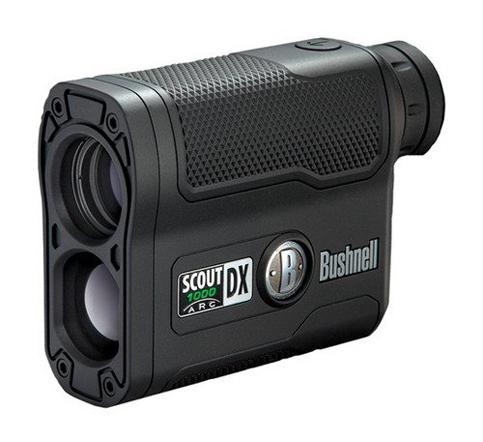 6. Bushnell Scout DX 1000 ARC 6 x 21mm Laser Rangefinder