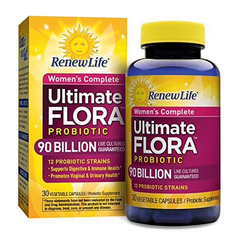 10. Renew Life Probiotic for Women