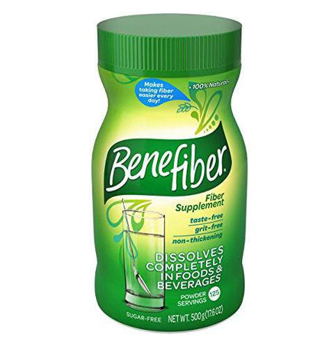6. Benefiber Daily Prebiotic Dietary