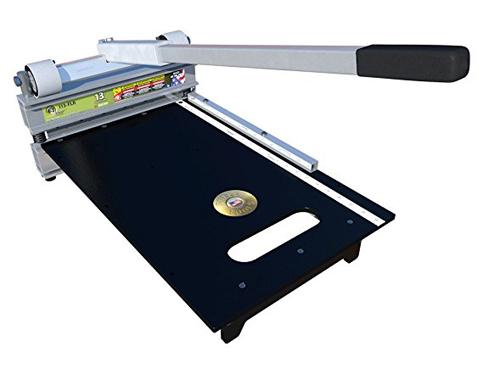 6. Bullet Tools 13-Inch Laminate Flooring Cutter, EZ Shear