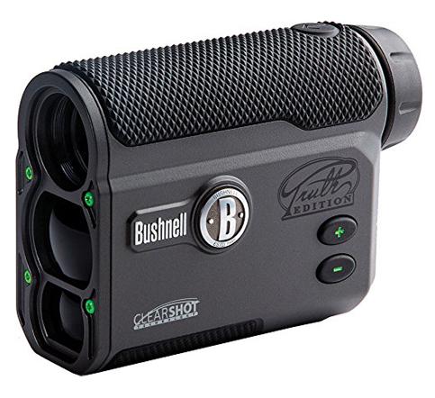 7. Bushnell 202442 The Truth ARC 4x20mm Bowhunting Laser Rangefinder
