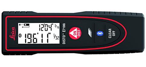 5. Leica DISTO E7100i 200ft Laser Distance Measure