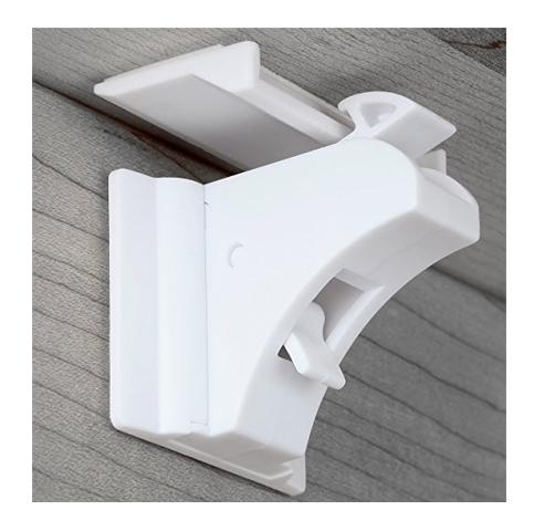 1. JambiniMagnetic Cabinet Locks