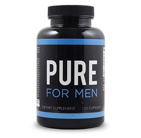 5. Pure for Men Supplements