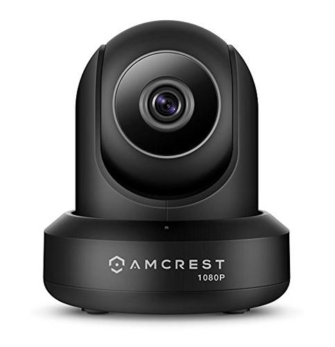 1. Amcrest ProHD Wireless IP Camera (1920TVL)