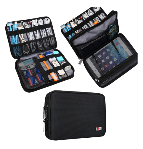 1. BUBM Double Layer Organizer