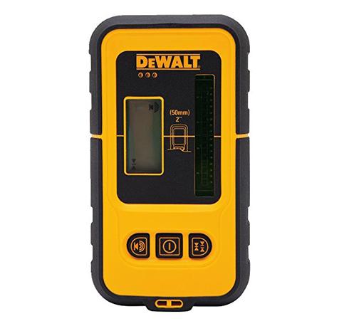 2. DEWALT DW0892G Laser Detector