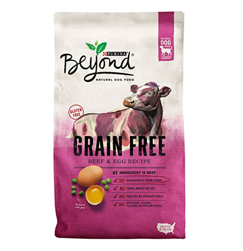 9. Purina Beyond Adult Dry Dog Food