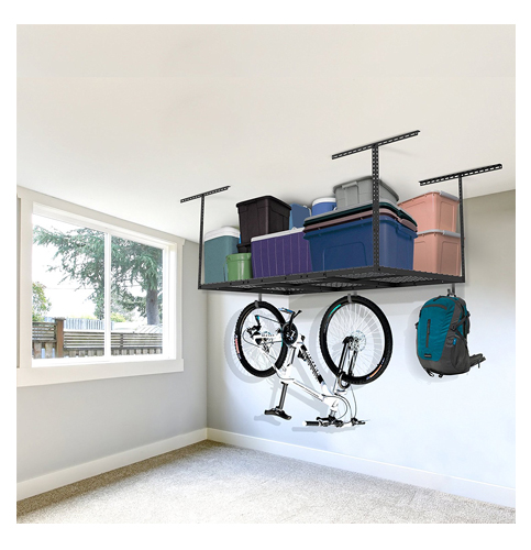 7. FLEXIMOUNTS Overhead Garage Storage Rack (3x6)