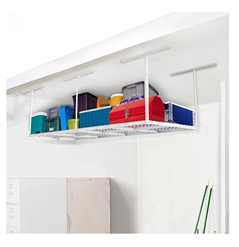 3. FLEXIMOUNTS (2) Ceiling Storage Rack (4x8)