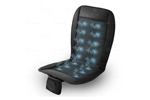 Black and Back Pain,for Office Chair and More /… LARROUS Car Memory Foam Heightening Cushion,Gives Relief from Tailbone Coccyx