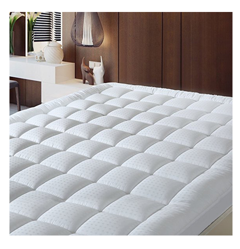 4. Balichun Queen Size Mattress Pad Cover